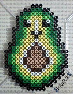 Aguacate Pixel Art