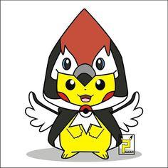 New pokemon edition  #pikipek #pikachu #pikazard #pokemon #pokemonxyz…