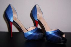 #The only thing better than Louboutin...VINTAGE Louboutin!