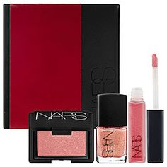 Sephora NARS Super Orgasm Set $39   My absolute favorite blush color comes with coordinating nail polish and lip gloss in a set for the Holidays!