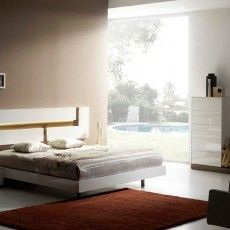 #Dormitorio de diseño minimalista #mueblesdiseño #valencia #alfafar