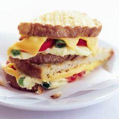 Recept - Tosti met mosterd en aardappelpuree - Allerhande