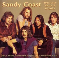 sandy coast _____band from holland _____