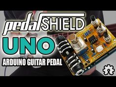 pedalSHIELD UNO is a lo-fi Arduino Open Source guitar pedal made for guitarists, hackers and programmers.You can program your own effects in C/C++ or download them from the ElectroSmash forum. All details in: http://www.electrosmash.com #arduino  #UNO #pedalshield #electric #guitar #pedal #effects #DIY #programmable #open #source #open #hardware #electrosmash