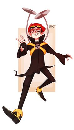 gif, jack spicer, and xiaolin showdown image
