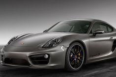 Porsche exclusieve Cayman S