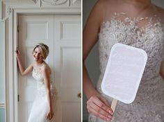 how to style a sparkle  blush wedding