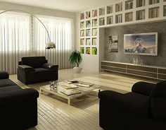 """Check out new work on my @Behance portfolio: """"Project for an interior living"""" http://be.net/gallery/51763123/Project-for-an-interior-living"""