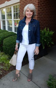 ... Fashion styles over 50 on Pinterest | Fifty Not Frumpy, Fashion Over
