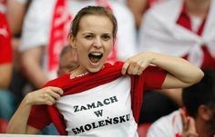 Ally von Boska & Polish National Football Team