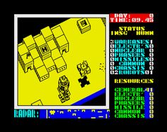 ZX Legends - The Best Games for the Sinclair ZX Spectrum: Nether Earth