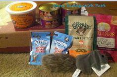 Pawalla monthly pet box review & giveaway @Patti Purelli