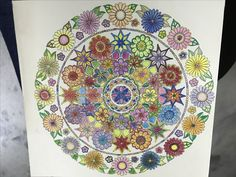 Mandala Beach Mat, Mandala, Outdoor Blanket, Tapestry, Home Decor, Hanging Tapestry, Homemade Home Decor, Tapestries, Mandalas
