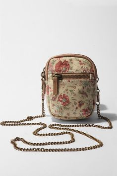 Floral Camera Bag = Yes, Please.