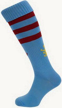 Nueva Equipaciónes de futbol Aston Villa 2014-2015