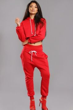 best sneakers aff8a 2a525 red nike jogging suit