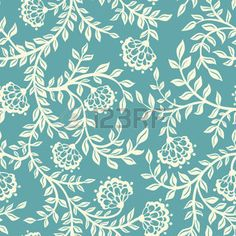 Floral Background With Beautiful Color Tones