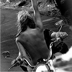 wild and free. open road. biker.