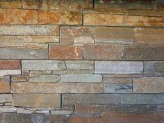 Parement extérieur pierre naturelle royal doré style stone panel 56x15,2 épaisseur 4 cm - Parement mural