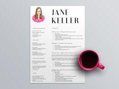 Free Super Minimalist Resume Template in Indesign Format Free Indesign Resume Template, Free Resume, Lettering, File Format, Minimalist Design, Profile, Elegant, Cover, User Profile