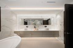 West Vancouver Master Bathroom