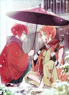 - : Sesshomaru x Inuyasha Art Pictures, Art Images, Anime Chibi, Anime Art, Alice Anime, Friend Anime, Ensemble Stars, Manga Boy, Ship Art