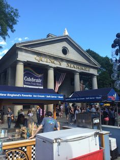 Faneuil Hall Marketplace, Quincy Market