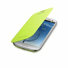 Galaxy S™ III Flip Cover, Green