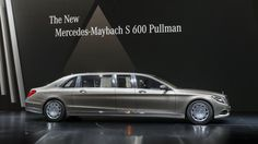 New Mercedes-Maybach set to arrive in Kuwait – High-end luxury-class motor vehicle with a proud pedigree