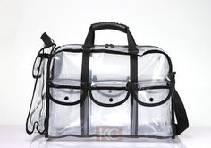 Many size Hot Sale clear PVC makeup transparent cosmetic bag, transparent pvc… Rainy Day Fashion, Transparent Bag, Clear Bags, Diy Organization, Makeup Collection, Bag Storage, Cosmetic Bag, Clutch Bag, Purses And Bags
