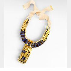 Tory burch bib beaded necklace Beautiful beaded statement piece necklace by Tory Burch Tory Burch Jewelry Necklaces