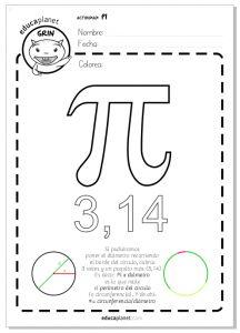 Series matemáticas para niños infantil Primaria