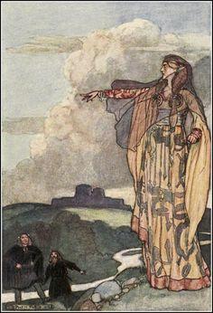 Macha - Irische Mythologie – Wikipedia