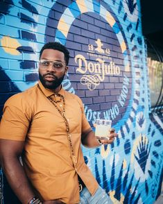 """LaRoyce Hawkins on Instagram: """"#ad @donjuliotequila  to the noble and brilliant  from the Agave Family . .  #ForThoseWhoKnow Happy National Tequila Day!!!! BPWRFL x…"""" National Tequila Day, African American Men, American Actors, Gorgeous Black Men, Pink Cadillac, Man Crush Everyday, Chicago Pd, Bearded Men, Celebrity Crush"""