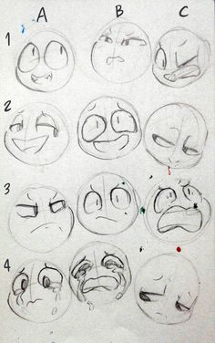expressions drawing trendy facial poses ideas face 50 Trendy drawing poses face facial expressions 50 Ideas Trendy drawing poses face facial expressionsYou can find Drawing faces and more on our website Drawing Techniques, Drawing Tips, Drawing Ideas, Sketch Art, Drawing Sketches, Anime Sketch, Face Sketch, Sketch Poses, Cartoon Drawings