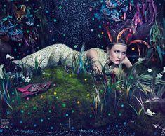 Mia Wasikowska for Vogue Australia by Emma Summerton