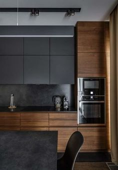 The 50 BEST BLACK KITCHENS - kitchen trends you need to see. It is no secret, in the design world, that dark kitchens are all the rage right now! Black kitchens have been popping up left and right and we are all for it, well I am anyways!