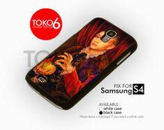 AJ 3934 Boy With the Apple - Samsung Galaxy S IV Case | toko6 - Accessories on ArtFire