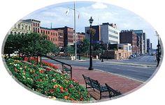 Saint John, New Brunswick, Canada. Born here, visited here.  Lots of history!