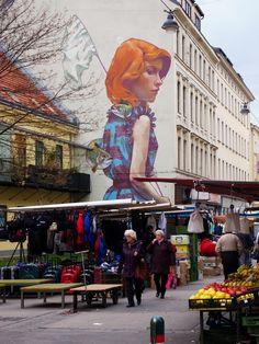 Really superb street art by the Etam Cru.