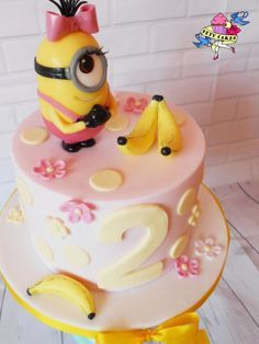 Minion girl for girl who loves Minions