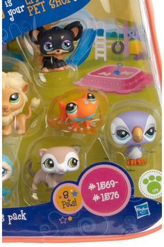 LPS Collector Packs: Littlest Pet Shop Collectibles