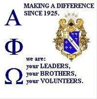 Making a difference since 1925. I love my APO family!