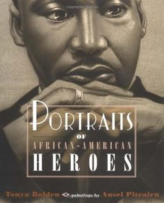 This book introduces twenty outstanding African-Americans who are from diverse fields and different periods. For each individual, there is a three-page biography and a black-and-white portrait. It is a good book to make students have a better understanding of African-Americans. (Lexile 1140L, Age 9-12, Grades 6-8)