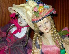 Lenci Lady Pompadour Face