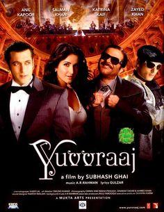 Yuvvraaj 2008 Hindi DVDRip Dowload