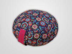 almofada para meditação #zafu #meditation #pillow #zen #pattern #estampa
