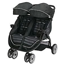 image of Graco® FastAction™ Fold Duo LX Click Connect™ Stroller in Rockweave™