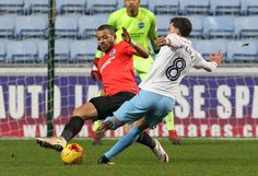 Brighton and Hove Albion utility player Liam Rosenior back on #crutches