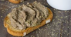 Vegan Mushroom and porto pate  https://thegoodrecipes.com/starters/vegan-mushroom-and-porto-pate/  This pate of mushrooms in Porto has a flavor with a lot of character. It is an ideal vegan recipe to serve as a snack and appetizer.